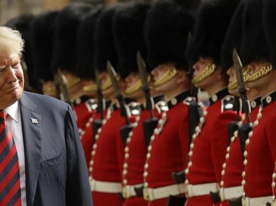 Візит Трампа до Великої Британії, 75 річниця висадки в Нормандії та наслідки ізоляції Росії на світовій арені