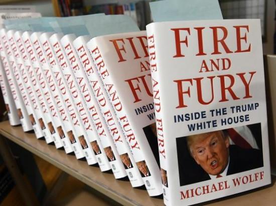Огонь и ярость президента Трампа