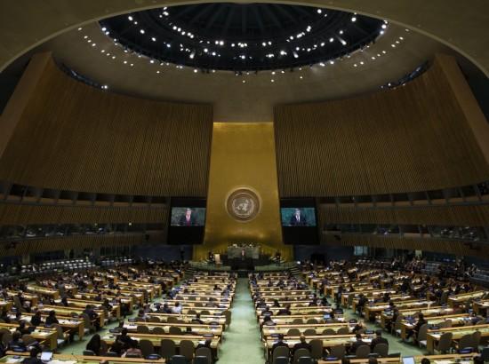 Про перспективи миротворчої місії ООН на Донбасі