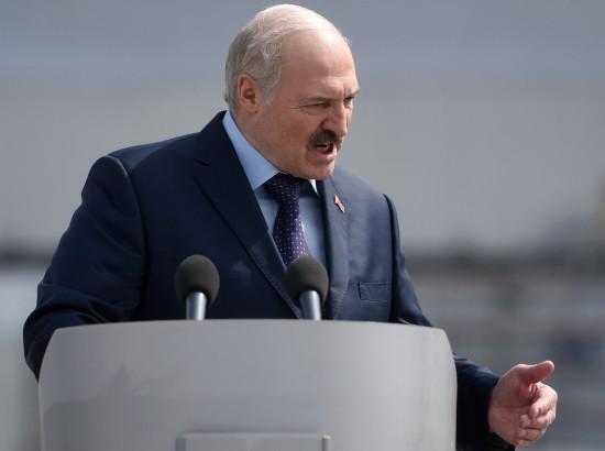 Про Лукашенка в Києві