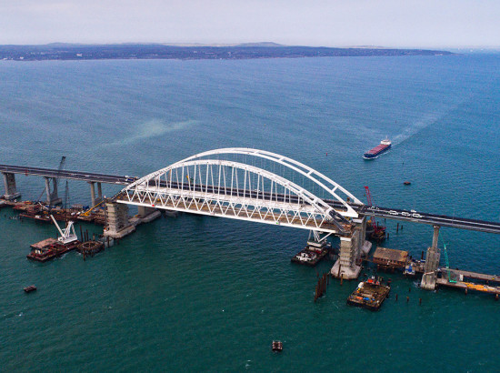Відкриття Керченського мосту – це іміджевий проект Путіна – експерт