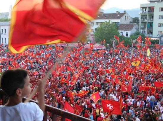 Montenegro coup d'etat and Russian denial