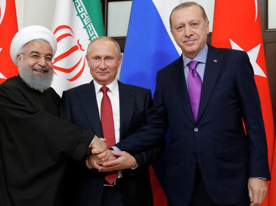 Поділ Сирії і захоплення Ідліб: як США руйнує усі плани