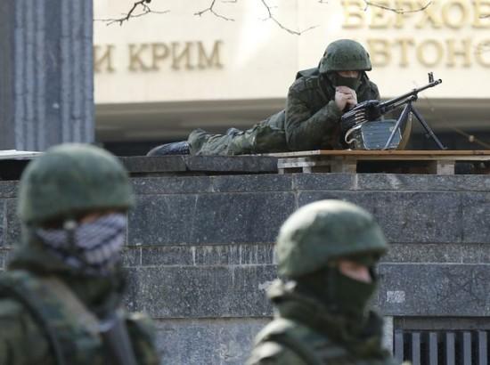 """""""Мы оставили Крым, но были убеждены, что это необходимая жертва для того, чтобы защитить другие территории..."""""""