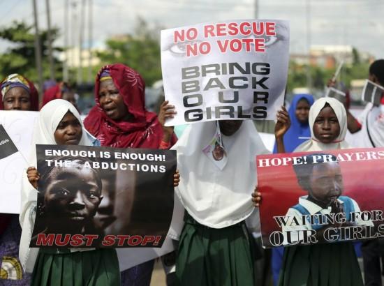Нігерійські ісламісти звільнили 82 дівчат через три роки після викрадення