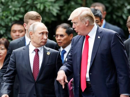 Зачем Трамп пригласил Путина в Вашингтон