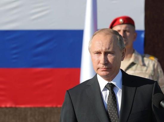 """""""Путін вже вдруге виводить частку своїх військ із Сирії..."""""""