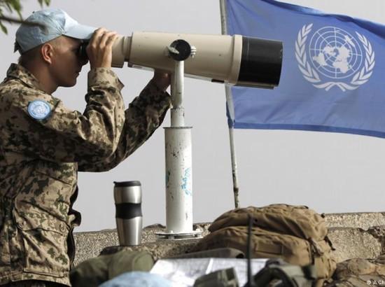 Про миротворців ООН