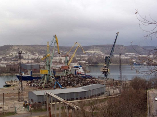 Порушення кримських морських санкцій за 2014-2017: статистика, особливості, тенденції