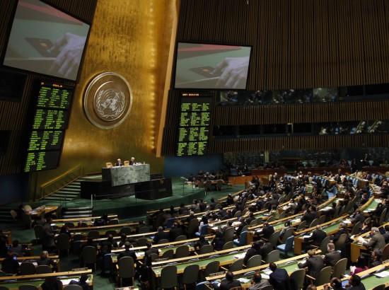 Резолюція по Криму: Україні час переходити до більш рішучих дій