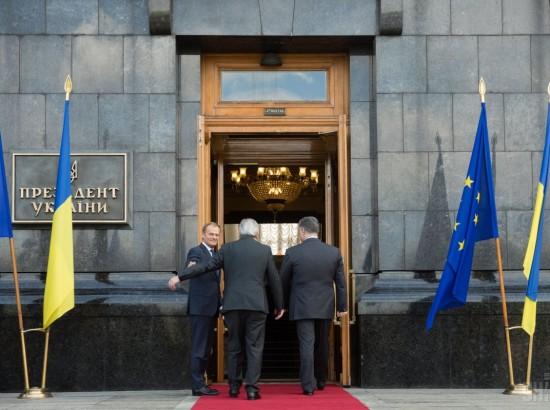 Неоднозначне завершення саміту Україна - ЄС