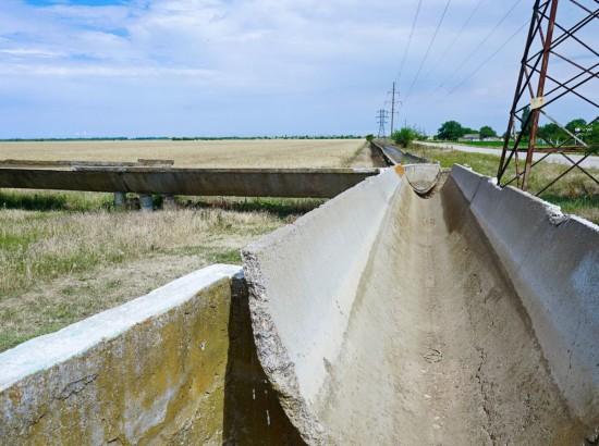 Засуха в Крыму: чрезвычайная ситуация