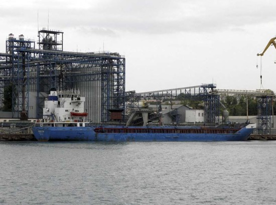"The Stormy Summer of 2017 in the Ports of the Occupied Crimea: ""Foreign Crimean Grain Fleet"" and… Ukrainian Reloaders"