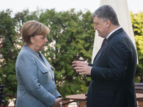 """""""Від зустрічі Порошенка і Меркель не треба було очікувати якихось результатів"""""""