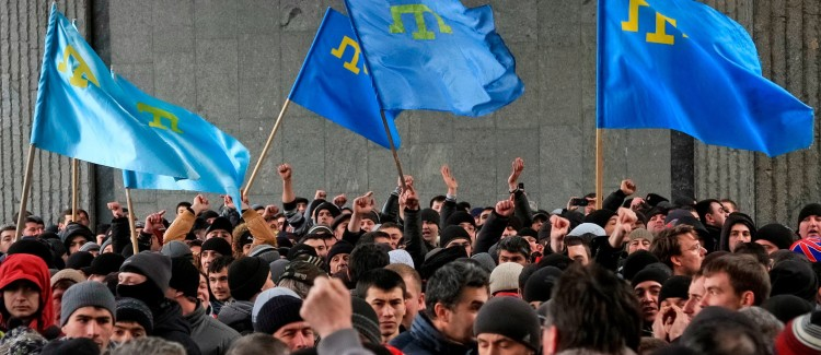 THE CONSTITUTION OF THE CRIMEAN TATAR AUTONOMOUS REPUBLC OF UKRAINE