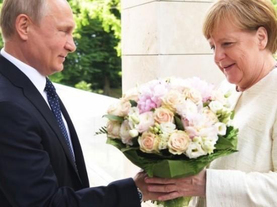 В Німеччини є спокуса відновити партнерські стосунки з Росією