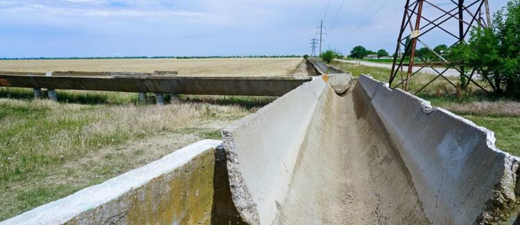 Засуха в Криму: надзвичайна ситуація