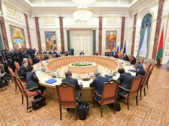 Minsk agreements: A tunnel with no light at the end