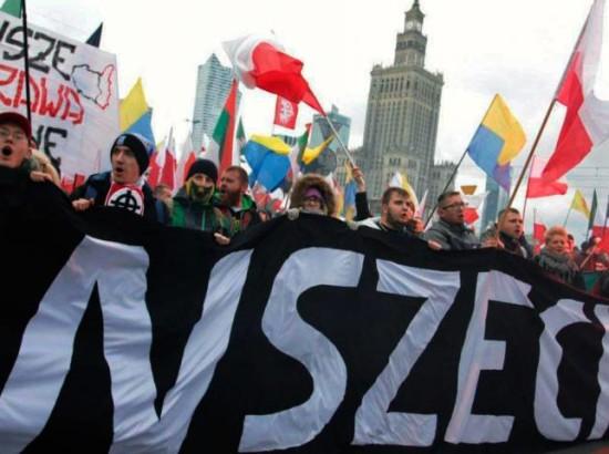 Польський марш, що сколихнув лібералів