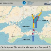 Russian Federation Blockade of the Mariupol and Berdyansk Ports: trends and statistics