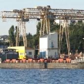 Нарушения крымских морских санкций в апреле 2017 года