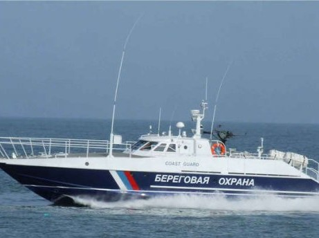 ФСБ РФ затримала 5 суден в акваторії Азовського моря