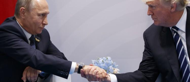 """""""Ищет полной победы"""": дипломат сказал, что Трамп предложит Путину"""
