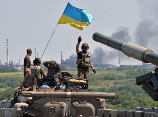 Ukrainian National Security Strategy (alternative)