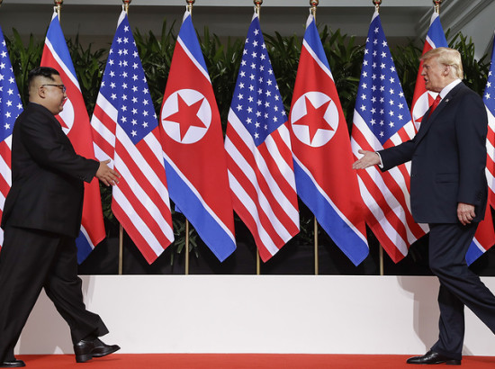 Трамп вывел из игры и Пекин, и Москву