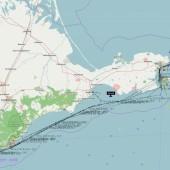 Крым: обновленный «черный список» морских судов-нарушителей санкций за время оккупации полуострова