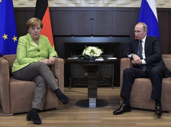 Чи може Меркель вплинути на Путіна