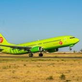 Російські авіакомпанії, що літали до окупованого Криму у вересні 2017 року - база даних