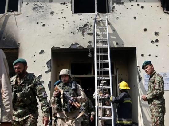 Афганський чемодан