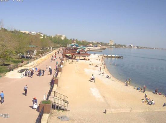 По первому мая прогноз на туристический сезон в Крыму пессимистический