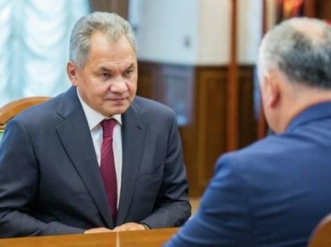 Підсумки візиту С.Шойгу до Молдови
