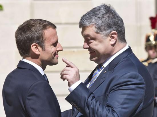 Візит президента України до Франції: чи спрацюють плани Макрона?