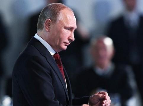 """Весільний """"вояж"""" Путіна до австрійського міністра"""