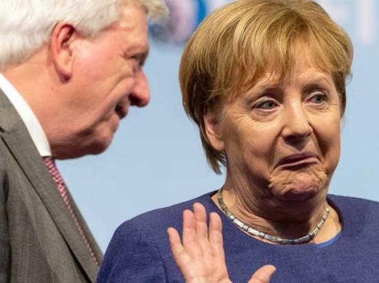 Гупнуло в Гессені, а загуркотіло в Берліні