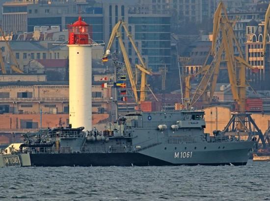 В порту Одессы корабли НАТО. О чем это говорит?