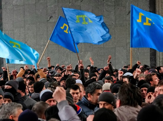 THE CONSTITUTION OF THE CRIMEAN TATAR AUTONOMOUS REPUBLC OF UKRAINE