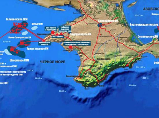 Незаконне видобування природних ресурсів у Криму. Частина 1. Освоєння вкраденого шельфу