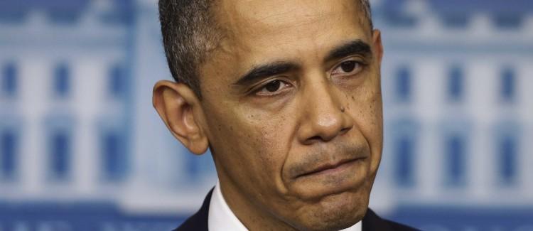 Крупнейшее поражение президента Обамы
