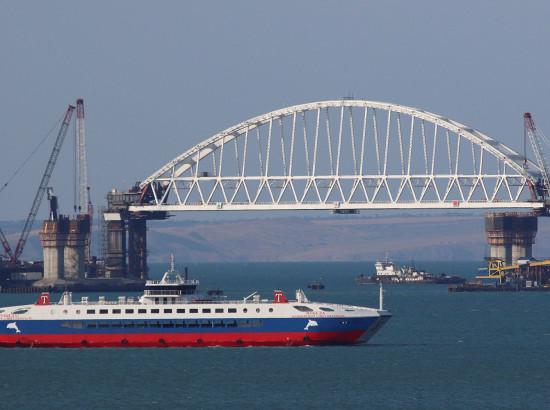 Яка доля чекає на Керченський міст