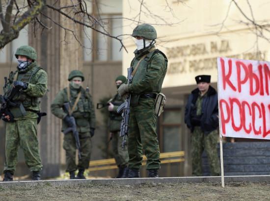 Окупація Криму: як це було. Розповідь очевидця