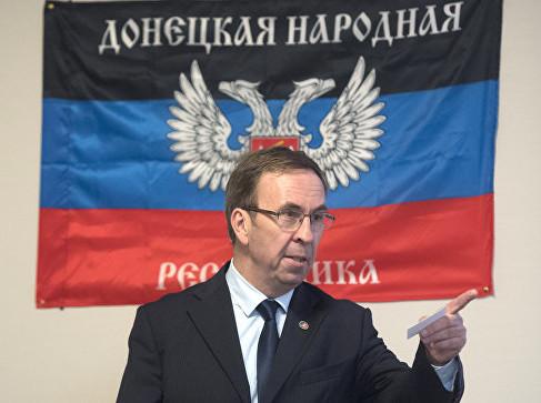 """Псевдоконсул """"ДНР"""" у Франції збирається відвідати окупований Крим та Донбас"""