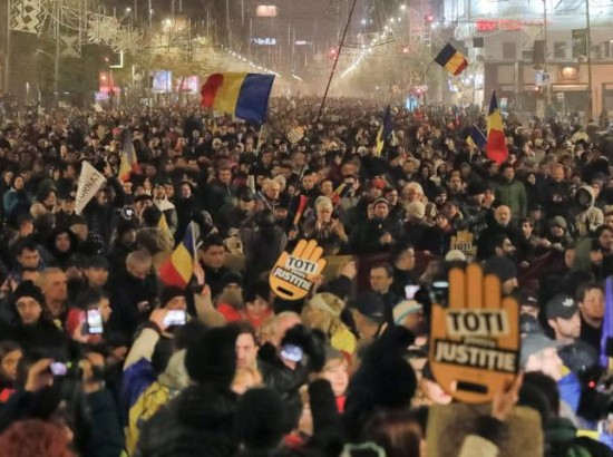 Румунія опирається «мафії, яка захопила країну»