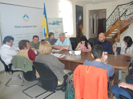 Профессиональная консультация по соблюдению прав журналистов и СМИ в оккупированном Крыму
