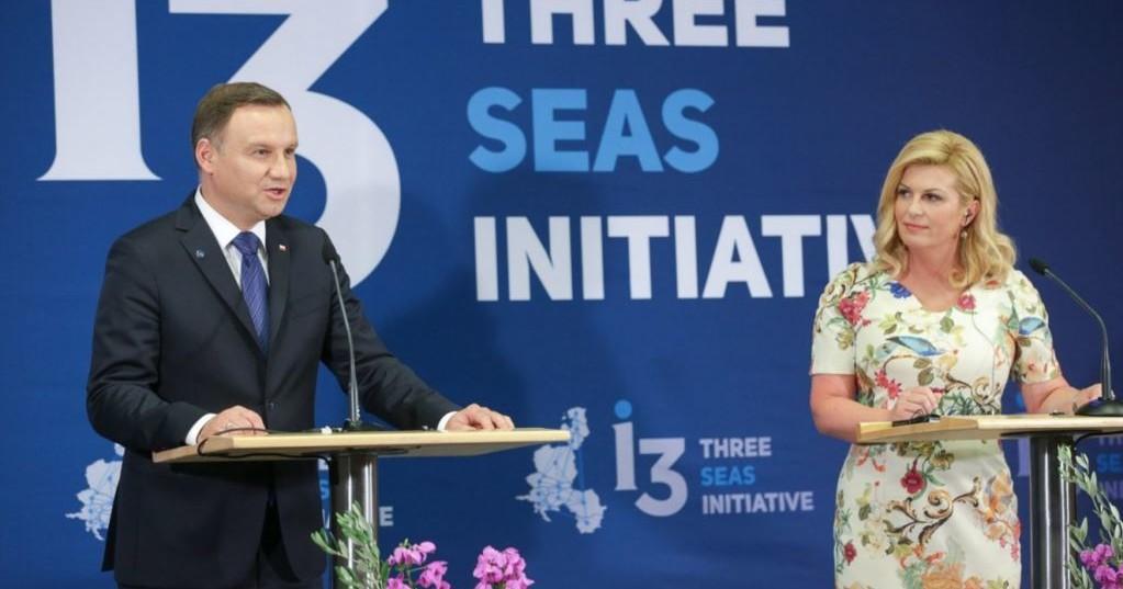 Ініціатива трьох морів — Майдан закордонних справ