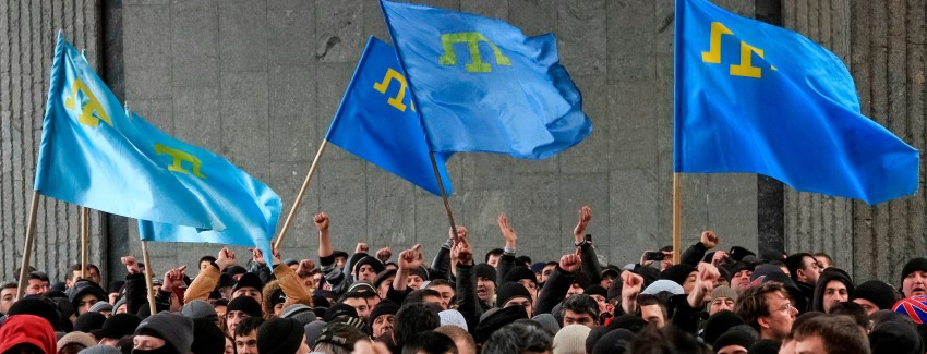 Презентация-обсуждение проекта Конституции Крымскотатарской Автономной Республики Украины