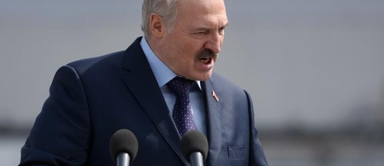 О Лукашенко в Киеве